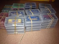 Wholesale 5 pieces USA EU version English language poke GBA games gameboy advance video game card fire red ruby sapphire leaf green emerald