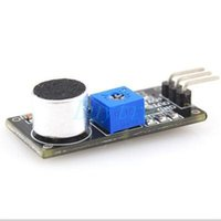 Wholesale Serviceable Sound Sensor Voice Sensor Intelligent Vehicle Module Sound Sensor for Arduino Pop