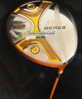 honma golf clubs - New Golf clubs HONMA BERES S Golf Driver loft with Graphite golf shafts and Driver headcover