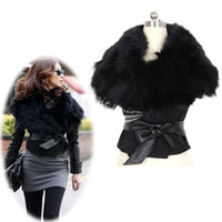 angora black vest - 2016 Hot Faux Fur Vest Sunday Angora Yarns Coat Sleeveless Women Outerwear