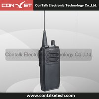 Wholesale small size micro channels walkie talkie for old two way radio interphone system CTET S UHF400 MHz
