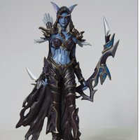 resin figure - WOW World of Warcraft Darkness Ranger Lady Sylvanas Windrunner quot Resin Action Figure Collection Model Limited Edition