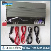 used trucks - TBE Watt DC V To AC V Pure Sine Wave KW Power Inverter Use In Car Truck Boat Night Market
