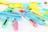 Wholesale Professional Tailoring tape measure retractable Sewing Measuring inch cm length E2567