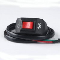 atv service - Universal Motorcycle Kill ON OFF Switch For Scooter ATV Dirt Bike M43724 switch service motorcycle transmission