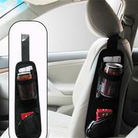Wholesale Multifunction Car Seat Side Organizer Hanging Storage Bag Drink Bag Stowing Pocket Carriage Bag