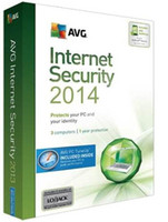 Wholesale wholesale5Pieces AVG Internet Security Year PC Best price working