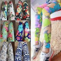 Wholesale Women Leggings Pants Trousers Casual Slim Lady Leggings