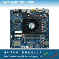 amd quad motherboard - M433 ITX HCMT3X21A AMD Kabini Quad core Embedded Motherboard COM SATA USB3 USB2 GPIO Mini PCIE SD Slot V DC DDR3