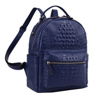 leather purse handles - Women s Genuine Leather Backpack Purse Handle Satchel Young Ladies Sg Fit Ipad Files Casual Sports Smooth Cover Zipper Shopping Bag
