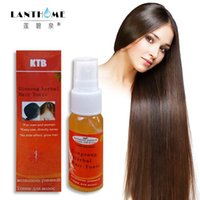 Wholesale Hair care product professional Sunburst hair regrowth alopecia lengthen your hair grow hair faster oil herbal formula for female A5
