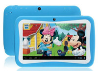 kids tablet - 7 Inch Android Dual Core Children Kids Tablet PC RK3026 GHz MB Ram GB Rom Dual Camera Wifi OTG Kids Tablet