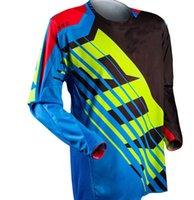motocross clothing - motorbike cycling bike T shirt Motocross motorcycle jersey moto clothing Shirt Racing MX DH MTB riding off road jerseys