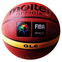 Wholesale Molten GL6 High Quality Basketball for Sale Size PU Leather Official College Match Outdoor Indoor Basketball Hot Sale GL6