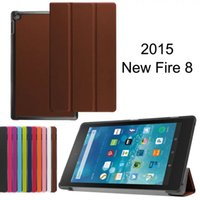 kindle fire hd - Ultra Slim Magnetic Custer Fold Fodling Folio Stand Leather Case cover For Amazon Kindle Fire HD Amazon Kindle Fire HD