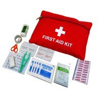 first aid kit - Lowest Price Sets First Aid Kit For Outdoor Travel Sports Emergency Survival Indoor Or Car Treatment Pack Bag