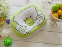 Wholesale Bear pillow baby shaping pillow baby pillow child cotton small pillow