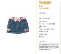 gymboree clothing - Foreign Trade Children Clothes Gymboree Original Single Joker Denim Skirt Baby Clothing Baby Denim Skirt Fashionable Skirts