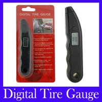 Wholesale Mini car tire meter VT802 range PSI