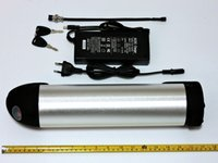 Rechargeable batteries and chargers for bike - 48V Ah Li ion Water Kettle water bottle electric bike battery for electric bicycle e bike with charger and BMS great v battery