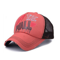 ball applied - Applied Design Cotton mesh Fashion hats for women snapback sports baseball hat hip hop caps bone swag gorras chapeu bdz