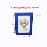 Wholesale Hot sale resolution Mini Spy Cameras DVR HD Cam DV Photo Frame Camera DVR Voice activated Video Recorder MC31