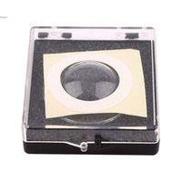 caja protectora para el peso de la cámara Luz cubierta protectora transparente con la tapa del objetivo para el loro Bebop Drone 3.0 Tapa del objetivo 61