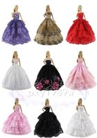 Wholesale Fashion Handmade Clothes Dress for Barbie Doll