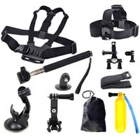 Wholesale Feitong Head Chest Mount Floating Monopod Pole Accessories For GoPro Hero Camera