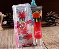 ally - Korean ally NOVO tearing type lip gloss tearing lip film lasting makeup magic lipstick colors g