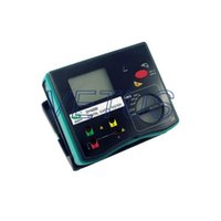 Wholesale digital earth resistance tester DY4200 Ground resistance measurements from ohm to ohm with LCD backlight C
