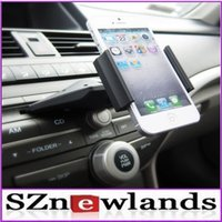 Wholesale New Product Universal Mobile Phone Holder Car Mounts For CD Slot Car Holder