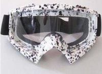 Wholesale Off road cross motorcycle helmet goggles motorcross skiing snow goggles eyes wear motocorss goggles