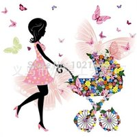 go cart - Diamond Embroidery Flower Fairy carts diy diamond painting d cross stitch kits full resin masic inlaid go to shopping new