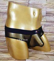Briefs best acrylics - Hot Sexy Mens Underwear Briefs Transparent Penis Pouch Panties Bulge man s Bikini Undies Sheer Underpants Best Gift for Him
