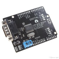 Wholesale MCP2515 CAN Bus Controller CAN BUS Shield with SPI Interface MCP2551 CAN Transceiver DBP_210