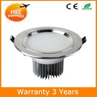 Wholesale LED Downlight Dimmable LED Down Light Recessed W W W W W Years Warranty Manufacturer Supply CE RoHS