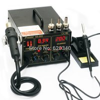 Wholesale Proskit High Quality Advanced IN ESD Hot Air Soldering Station Digital Display BGA SMD Hot Air Rework Station Desoldering order lt no tr