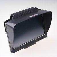 Wholesale TFY Universal Glare Visor for Inch Car GPS Navigators