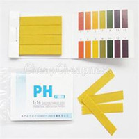 Wholesale Good Quality A Pack PH Test Strips Litmus Paper PH Indicator