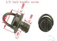 Wholesale 1 inch screw head handle camera tripod quick release plate accessories Universal