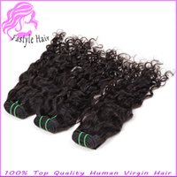 alibaba indian hair - Real Hair Extensions Brazilian Natural Wave Cheap Bundles Brazilian Hair Alibaba Express Natural Color Hair Weave Deals By dhl