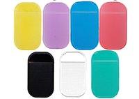 Wholesale Sticky Anti Cell Phone Mount Holder Mat anti slip thin mat plastic anti slip mat