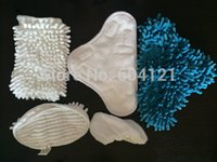 Wholesale 5pcs kit Steam Cleaner Mop Pads Washable replacement Pads suit for H2O X5 H20