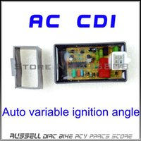 Wholesale 5PIN AC CDI Box Auto variable ignition angle for motorcycle Scooter Monkey Dirt BIke Go Kart ATV DIO Spree XR TGB Laser R5 R9