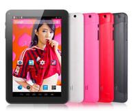 Precio de Tablet 9 inch-venta caliente A23 de 9 pulgadas de doble núcleo de 1,2 GHz Tablet PC Android 4.4 de Allwinner 8GB con la cámara dual 2160P envío libre
