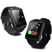 Wholesale Bluetooth Smart Watch Wrist Watch U8 U Watch for iPhone S S S4 Note Note Android Phone Smart phones