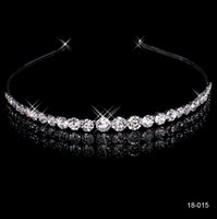 Cheap Bridal Jewelry Best Crystal Headband Hair Tiara