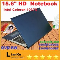 cheap laptops - Cheap inch laptop computer with Intel Celeron U Ghz Dual Core HDD DVD RW P HDMI Webcam WindowsXP Windows