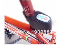 abc bikes - ABC Bike Vibration Activated dB Bicycle Anti Theft Security Alarm LOCK with Password Keypad